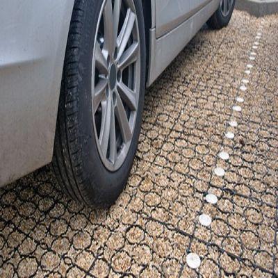 Jordarmering og vejmarkering