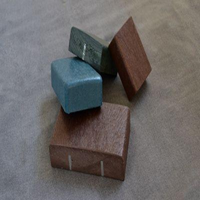 CLASSIC løse plastplanker i genbrugsplast med jern forstærkning